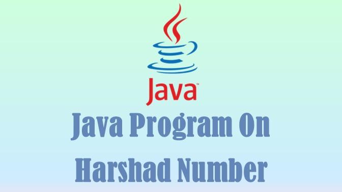 Harshad Number