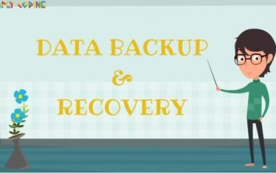 What is Data Backup And Recovery?