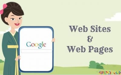 What is Web Site and Web Page?