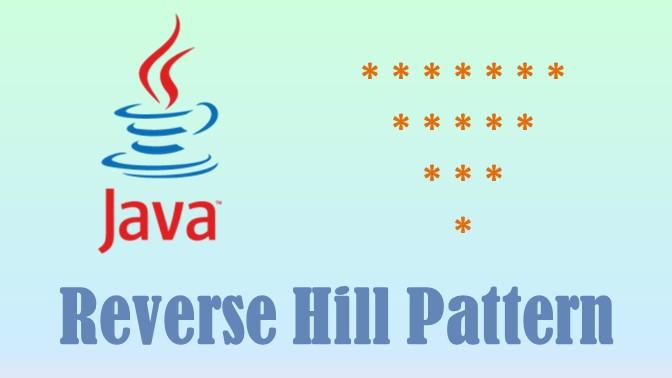 Reverse Hill