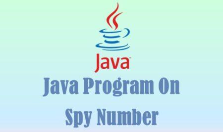 Spy Number