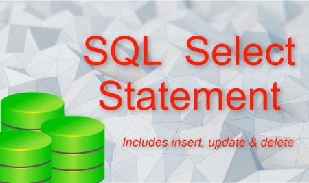 SQL Select Statement: Tutorial