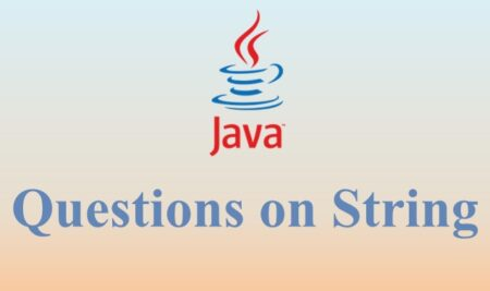 What is Java String?